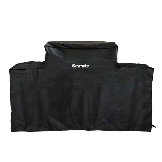 DELUXE BBQ COVER 4B HOODED