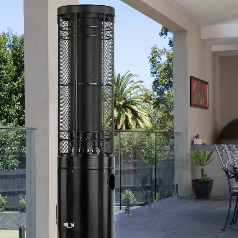 Column Heater - Black 3