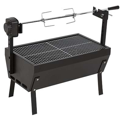 SMALL CHARCOAL SPIT ROASTER