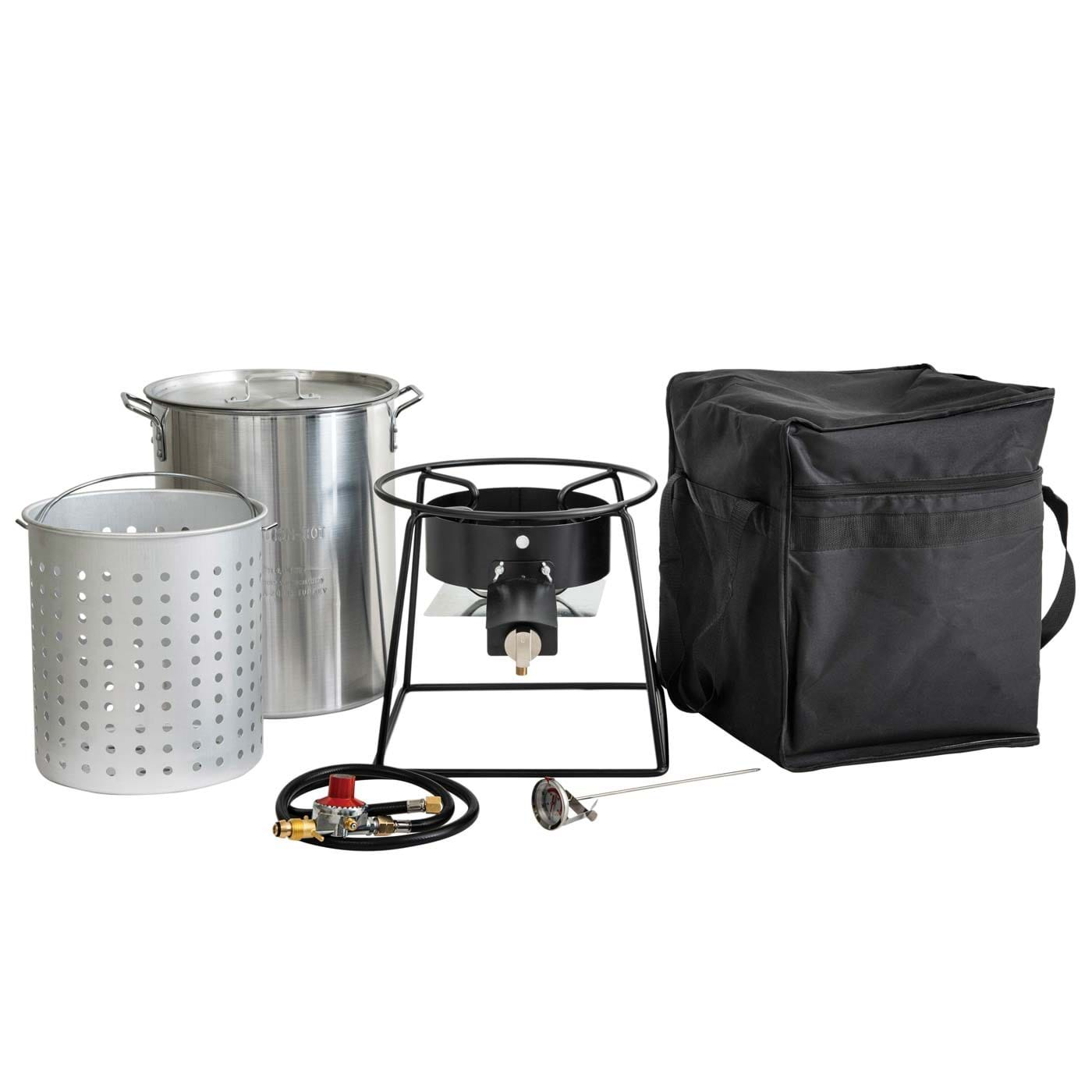 Gasmate High Output Cooking and Pot System