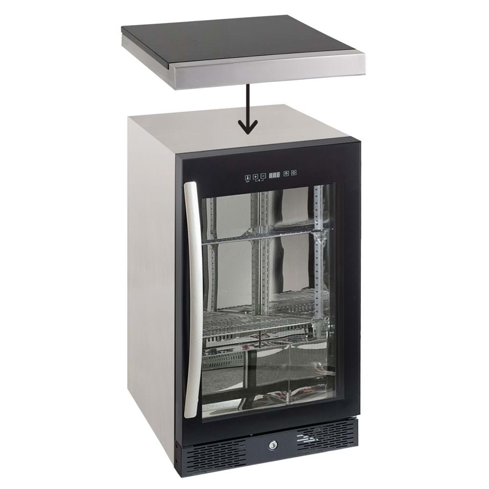 GALAXY BLACK PREMIUM BAR FRIDGE
