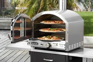 gasmate pizza oven