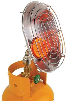 Gas Camping Heater 1