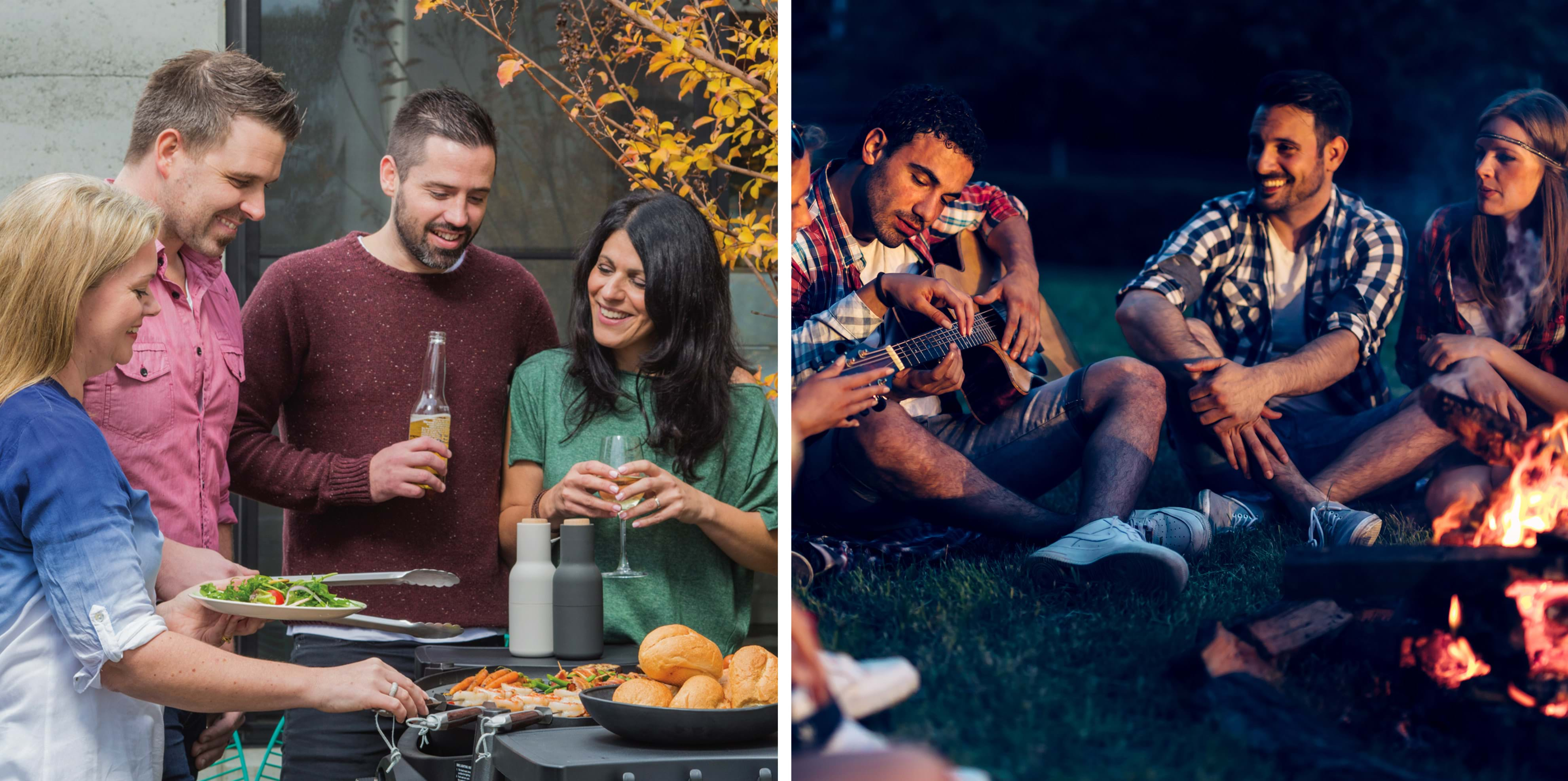 Gasmate BBQ Range The Outdoors Made Easy | Gasmate Australia
