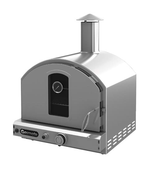 Stainless Steel Deluxe Pizza Oven 1